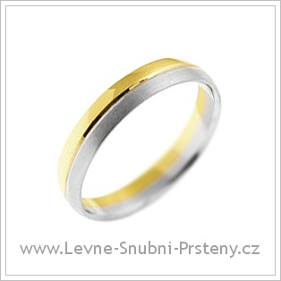 Snubní prsteny LSP 2961