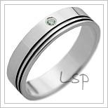 Snubní prsteny LSP 2966