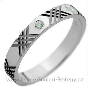 Snubní prsteny LSP 2974