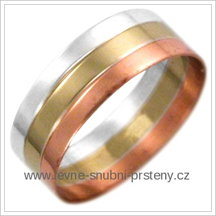 Snubní prsteny LSP 2978