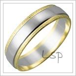 Snubní prsteny LSP 2992