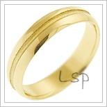 Snubní prsteny LSP 2993
