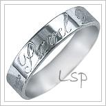 Snubní prsteny LSP 3000