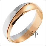 Snubní prsteny LSP 3004