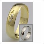 Snubní prsteny LSP 3007