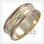 Snubní prsteny LSP 3023