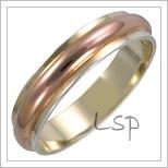 Snubní prsteny LSP 3031