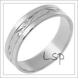 Snubní prsteny LSP 3033