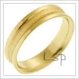 Snubní prsteny LSP 3037