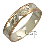 Snubní prsteny LSP 3044