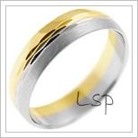 Snubní prsteny LSP 3045