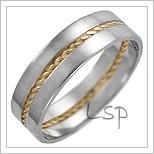 Snubní prsteny LSP 3046