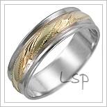 Snubní prsteny LSP 3052