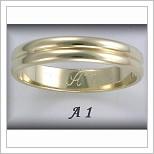 Snubní prsteny LSP A1