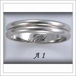 Snubní prsteny LSP A1B