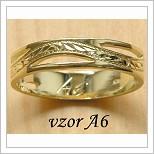 Snubní prsteny LSP A6