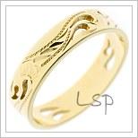 Snubní prsteny LSP A8