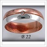 Snubní prsteny LSP B22