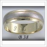 Snubní prsteny LSP B38