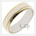 Snubní prsteny LSP B39