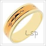 Snubní prsteny LSP B41