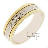 Snubní prsteny LSP B42