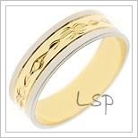 Snubní prsteny LSP B45