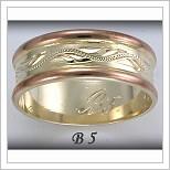 Snubní prsteny LSP B5