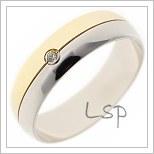 Snubní prsteny LSP B53