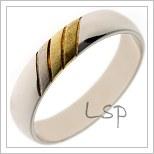 Snubní prsteny LSP B71