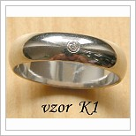 Snubní prsteny LSP K1