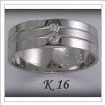 Snubní prsteny LSP K16B