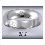 Snubní prsteny LSP K1B