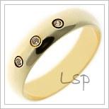 Snubní prsteny LSP K2