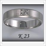Snubní prsteny LSP K23B