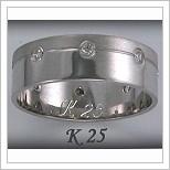 Snubní prsteny LSP K25B