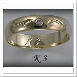 Snubní prsteny LSP K3