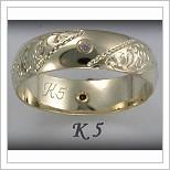 Snubní prsteny LSP K5