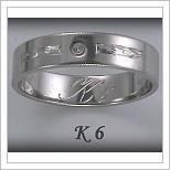Snubní prsteny LSP K6B