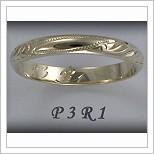 Snubní prsteny LSP P3R1