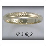 Snubní prsteny LSP P3R2