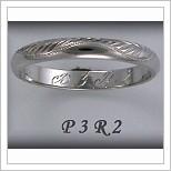Snubní prsteny LSP P3R2B
