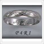 Snubní prsteny LSP P4R1B