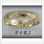 Snubní prsteny LSP P4R2