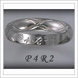 Snubní prsteny LSP P4R2B