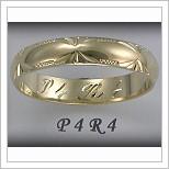 Snubní prsteny LSP P4R4