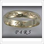 Snubní prsteny LSP P4R5