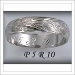 Snubní prsteny LSP P5R10B