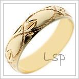 Snubní prsteny LSP P5R2
