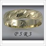 Snubní prsteny LSP P5R3